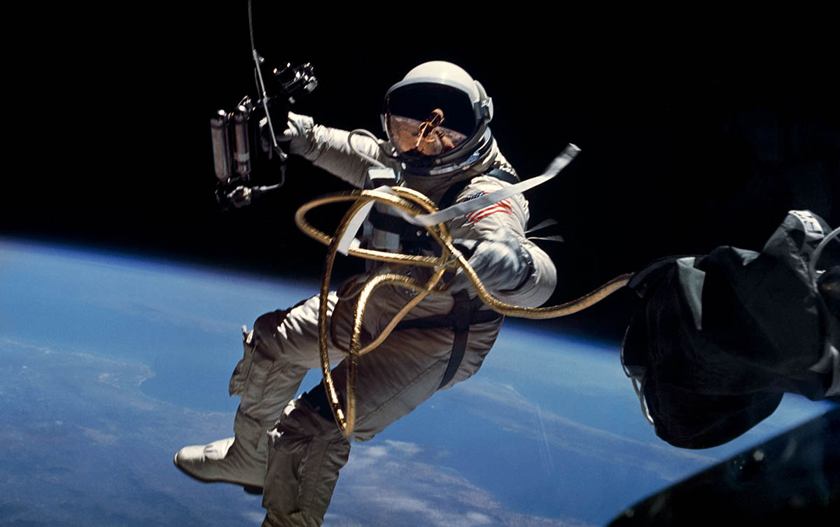 Mission Monday: Five fast facts about the first American spacewalk