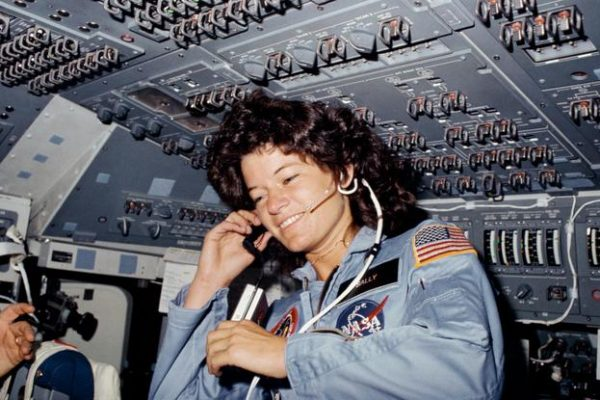 Sally Ride STS-7