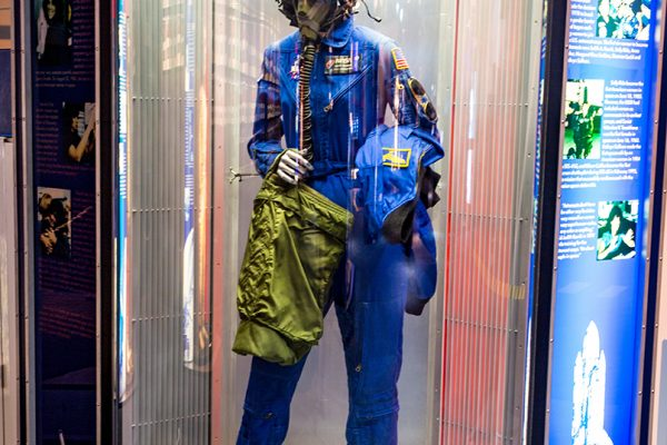 JUDY RESNIK'S T-38 FLIGHT SUIT