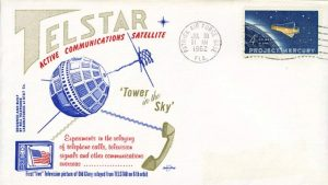 Mission Monday: Five fast facts about Telstar, the world's first active communications satellite