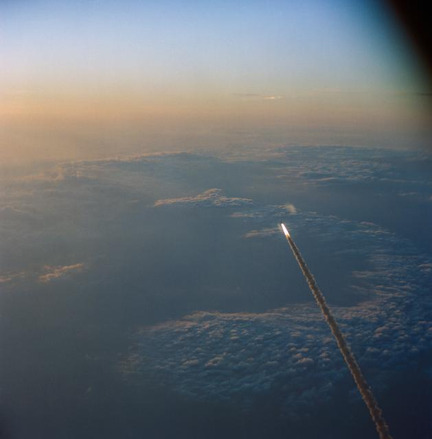 STS-59 liftoff