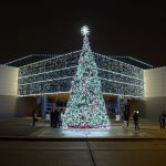 Space Center Houston's Galaxy Lights Holiday Tradition Returns