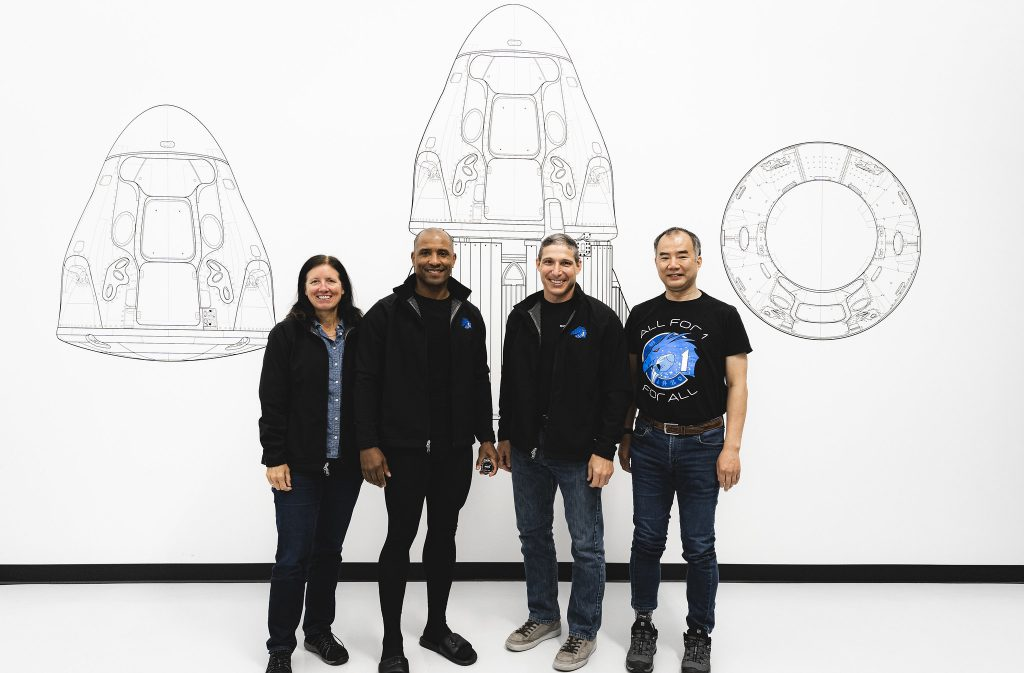 SpaceX Crew 1