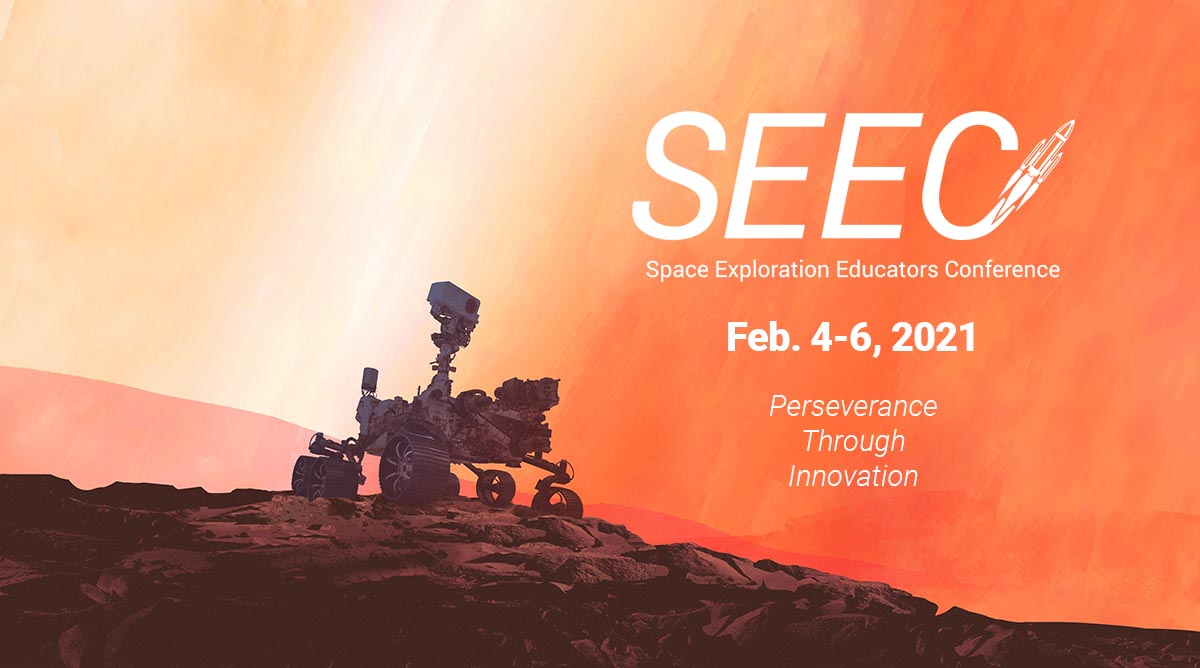 Media Invited to 27th Annual Space Exploration Educators Conference