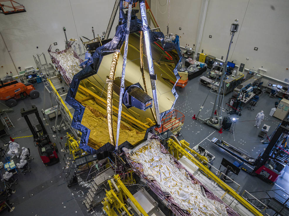 Mission Monday: James Webb Space Telescope