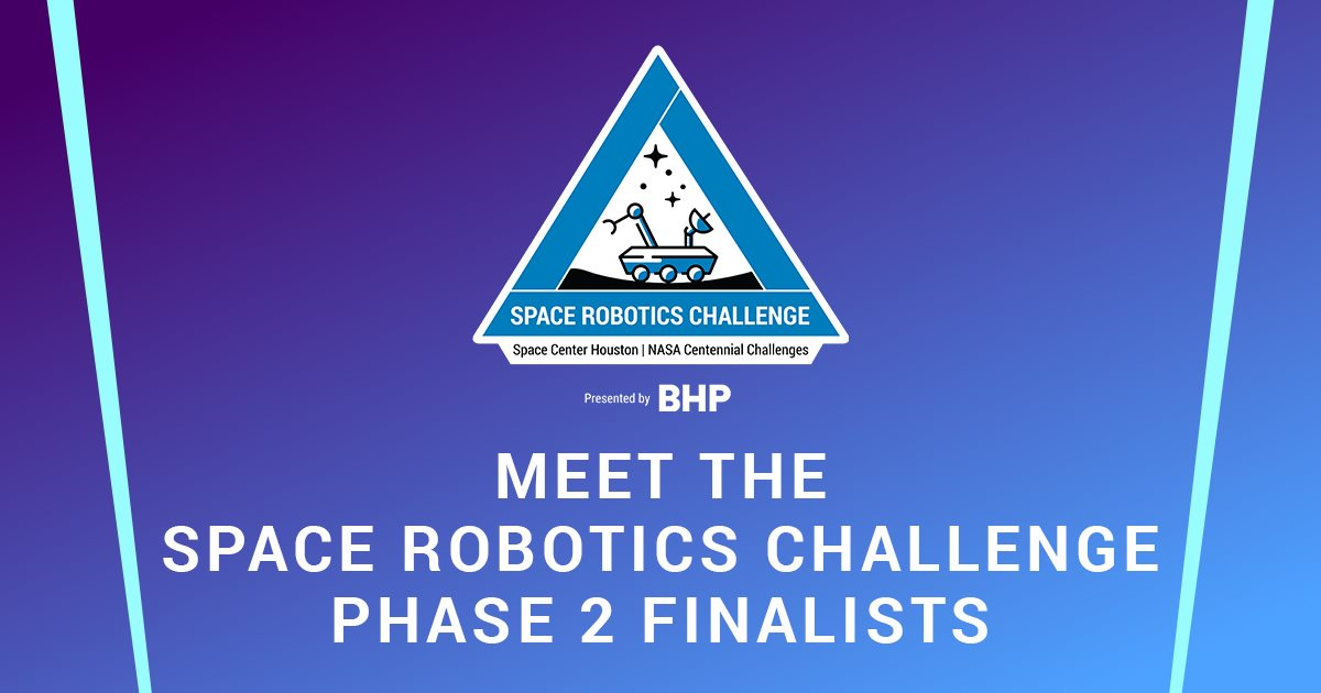 22 teams selected for final stage of Space Robotics Challenge Phase 2