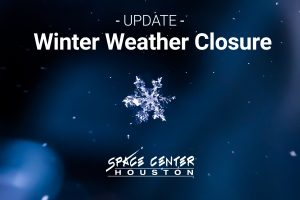 Space Center Houston to Remain Closed Until Feb. 20