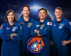 Launch your day with Crew-2