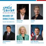 New Board Members Join Space Center Houston