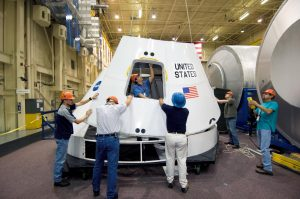 Solving Space: Astronaut Training in Building 9
