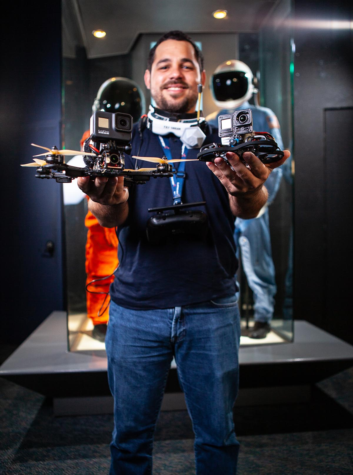 Space Center Houston Debuts a New Drone Video