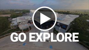 VIDEO: Explore Space Center Houston in a new way