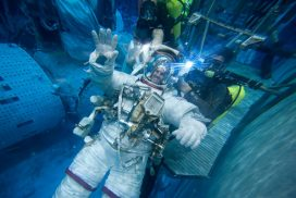 VIDEO: Thought Leader Series - Training in the Neutral Buoyancy Laboratory